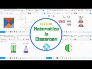 Matematica in Classroom con il Mathspace di Equatio