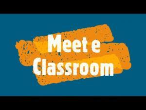 Meet integrato a Classroom