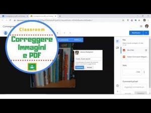 Correggere compiti in formato PDF e JPG (foto)