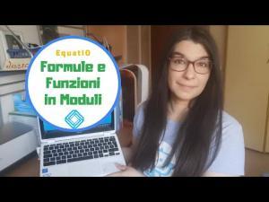 Equatio: come inserire Formule e Funzioni in Moduli Google